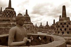 Borobudur Royaltyfri Bild