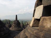 Borobudur Fotos de archivo libres de regalías