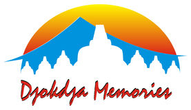 Borobudur Royalty-vrije Stock Afbeeldingen