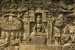 Borobudur Stock Image