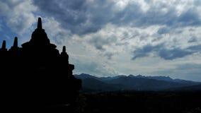 Borobudur Stockfotografie