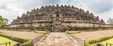 Borobudur Royalty-vrije Stock Foto