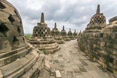 Borobudur Lizenzfreie Stockbilder