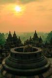 Borobudur Imagens de Stock