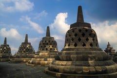 Borobudur Fotografia de Stock
