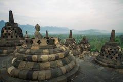 Borobudur Imagem de Stock Royalty Free