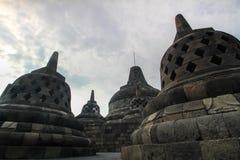 Borobudur Foto de Stock Royalty Free