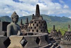 Borobudur 库存照片