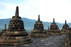 Borobudur Stock Photography
