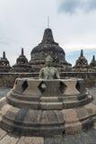 Borobudur Buddist Tempel Stockbild