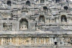 Borobudur Buddyjska świątynia Obraz Royalty Free
