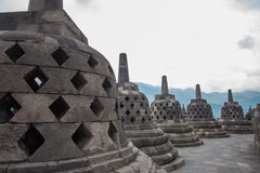 Borobudur Royalty Free Stock Photos