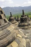 Borobudur Detail Stock Photos