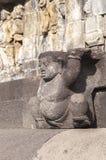 Borobudur-Erbe in Yogyakarta, Indonesien Lizenzfreies Stockfoto