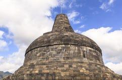 Borobudur-Erbe in Yogyakarta, Indonesien Lizenzfreies Stockbild