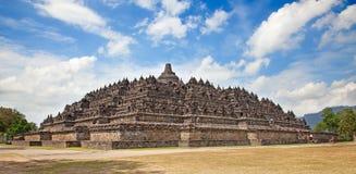 borobudur Indonesia świątynia zdjęcie stock