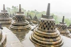 borobudur Indonesia świątynia Yogyakarta Fotografia Stock