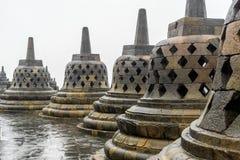 borobudur Indonesia świątynia Yogyakarta Fotografia Royalty Free