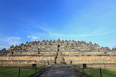 Borobudur Indonesia Stock Image