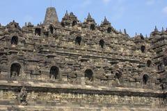 Borobudur, Indonesia Imagen de archivo libre de regalías