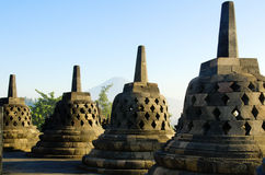 Borobudur Indonesia Stock Photos
