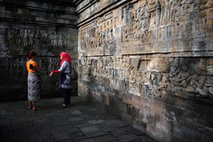 Borobudur, Indonesia Stock Photo