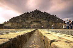 Borobudur, Indonesia Stock Image
