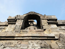 Borobudur, Java island, Indonesia Royalty Free Stock Image