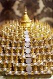 Borobudur-Mitgift Stockfotografie
