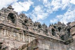 Borobudur Ruins Stock Photos