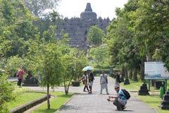 Borobudur Stock Photography