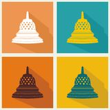Borobudur Stock Illustrations Vectors Royalty Free Stock Photography