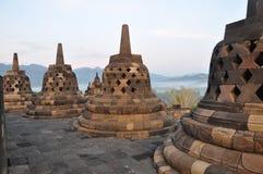 Borobudur Stupa Stock Image