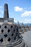 borobudur stupa 库存照片