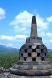 Borobudur Stupa Immagine Stock Libera da Diritti