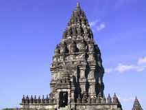 Borobudur stupa Royalty Free Stock Images