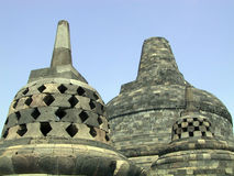 Borobudur Stupa Stock Photography