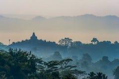 Borobudur Tempel Stockfotografie