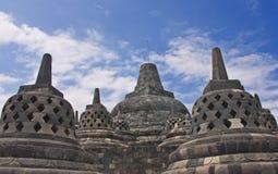 Borobudur Tempel, Yogyakarta Stockfoto
