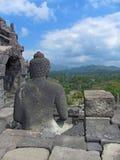 Borobudur Tempel, Yogyakarta Lizenzfreie Stockbilder