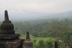 Borobudur-Tempel Yogyakarta Jawa Tengah lizenzfreie stockfotografie