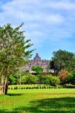Borobudur Tempel, zentrales Java, Indonesien stockbilder