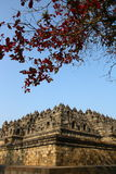 The Borobudur Temple. A Magnificent Buddhist Temple, 7 wonder of the world Stock Photography
