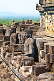 Borobudur temple, Indonesia Stock Photo