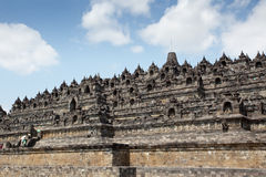 Borobudur Temple - Indonesia Stock Images