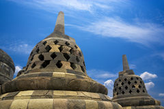 Borobudur Temple, Indonesia Royalty Free Stock Photography