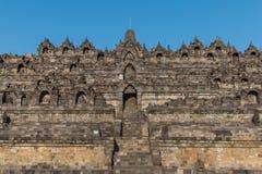 Borobudur. Temple Indonesia Jogjakarta Buddhist Royalty Free Stock Photos