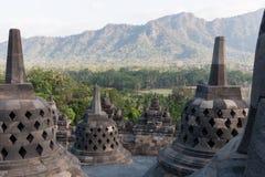 Borobudur. Temple Indonesia Jogjakarta Buddhist Stock Photography