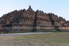 Borobudur. Temple Indonesia Jogjakarta Buddhist Stock Photo