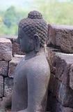 Borobudur temple in Indonesia Stock Photos